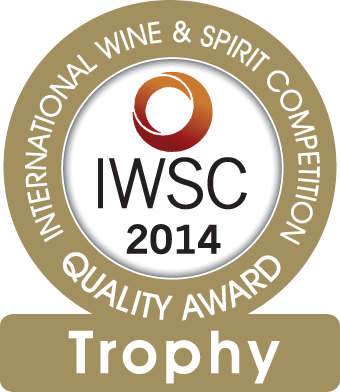 Winemaker Of The Year Trophy 2014