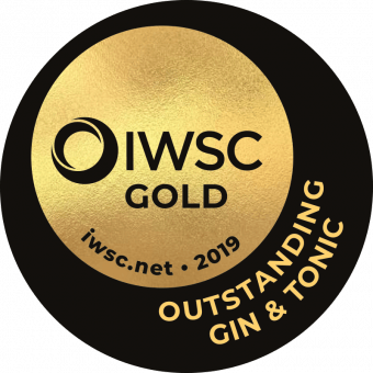Gin & Double Dutch Tonic Gold Outstanding 2019