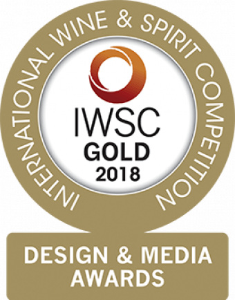 Spirits Artwork And Bottle Design Gold 2018