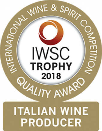 Italian Wine Producer Of The Year Trophy 2018