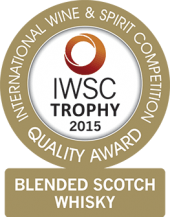 Blended Scotch Whisky Trophy 2015