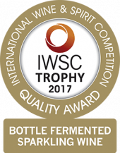 Bottle Fermented Sparkling Wine Trophy 2017