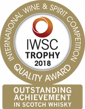 Outstanding Achievement In The Scotch Whisky Industry Trophy 2018