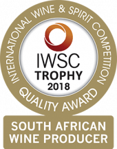 South African Wine Producer Of The Year 2018
