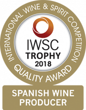 Spanish Wine Producer Of The Year Trophy 2018