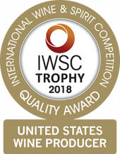 USA Wine Producer Of The Year Trophy 2018