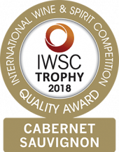 Warren Winiarski Trophy For Cabernet Sauvignon 2018
