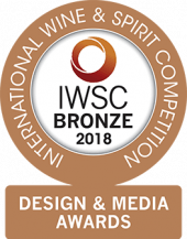 Wine Artwork & Bottle Design Bronze 2018