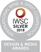 Wine Artwork & Bottle Design Silver 2018