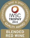 Blended Red Wine Trophy 2015