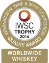 Worldwide Whiskey Trophy 2016