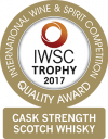Cask Strength Scotch Whisky 2017