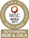 Rum & Cola Gold Outstanding 2017