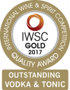 Vodka And Tonic Gold Outstanding 2017