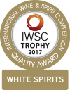 White Spirits Packaging Trophy 2017
