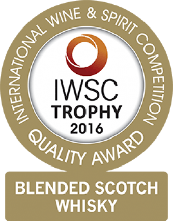 Blended Scotch Whisky Trophy 2016