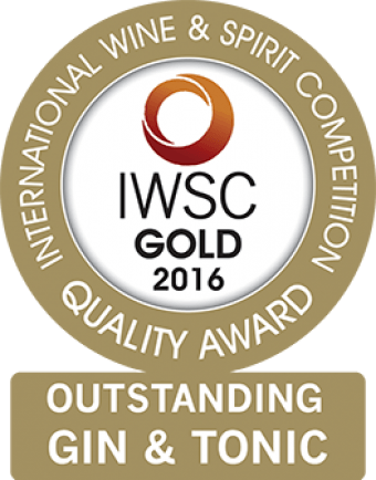 Gin & Tonic Gold Outstanding 2016