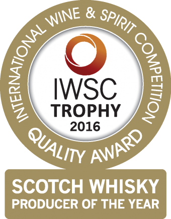 Scotch Whisky Producer Of The Year 2016