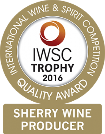 Sherry Wine Producer Of The Year 2016