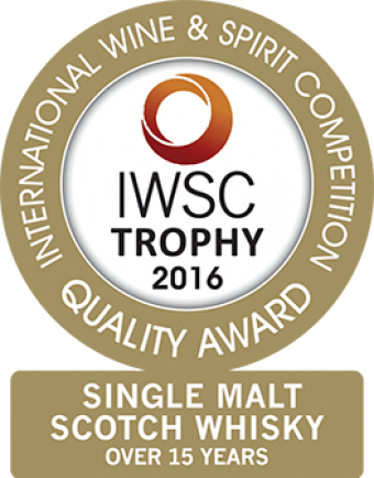 Single Malt Scotch Whisky - Over 15 Years Old Trophy 2016