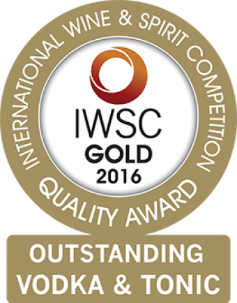 Vodka And Tonic Gold Outstanding 2016