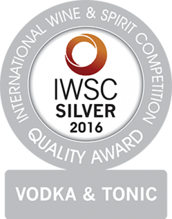 Vodka And Tonic Silver 2016