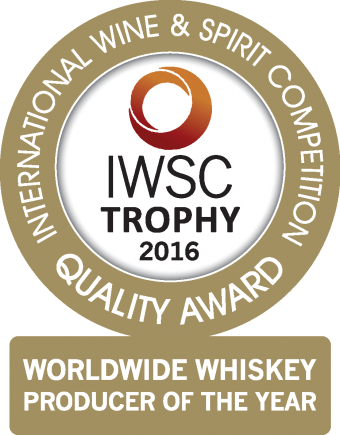 Worldwide Whiskey Producer Of The Year 2016