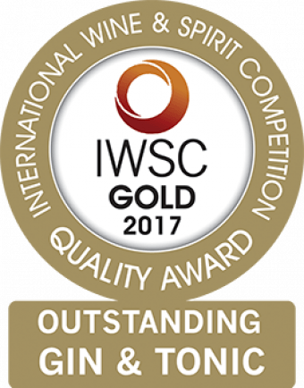 Gin & Tonic Gold Outstanding 2017