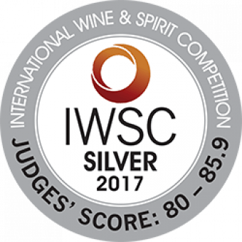 Image result for iwsc SILVER 2017