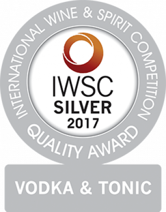 Vodka And Tonic Silver 2017