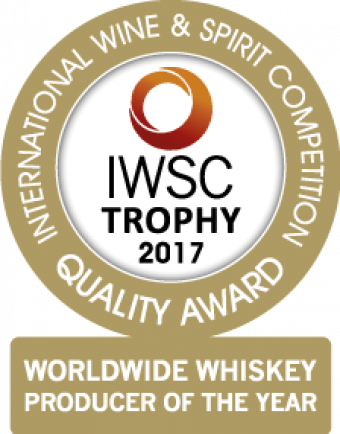 Worldwide Whiskey Producer Of The Year 2017