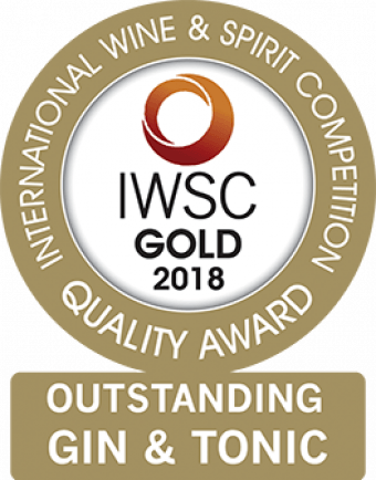 Gin & Tonic Gold Outstanding 2018