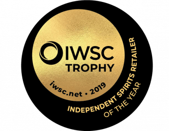 Independent Spirits Retailer Of The Year Trophy 2019