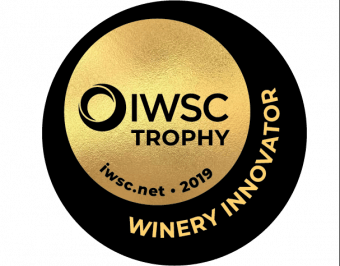 Winery Innovator Of The Year Trophy 2019