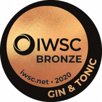 Gin and Tonic Bronze 2020