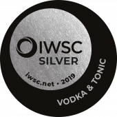 Vodka & Double Dutch Tonic Silver 2019