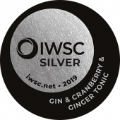 Gin & Double Dutch Cranberry & Ginger Tonic Silver 2019