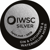 Gin & Double Dutch Cucumber & Watermelon Tonic Silver 2019