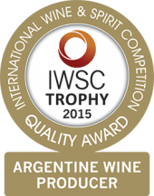 Argentine Wine Producer Of The Year Trophy 2015