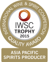 Asia Pacific Spirits Producer 2015