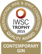 Contemporary Style Gin Trophy 2015