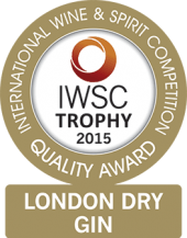 London Dry Gin Trophy 2015