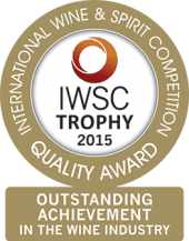 Julian Brind Memorial Trophy For Outstanding Achievement in the Wine Industry 2015
