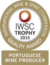 Portuguese Wine Producer Of The Year Trophy 2015