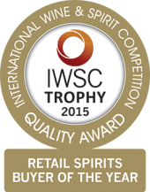 Retail Spirits Buyer Of The Year Trophy 2015
