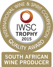 South African Wine Producer Of The Year 2015