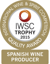 Spanish Wine Producer Of The Year Trophy 2015