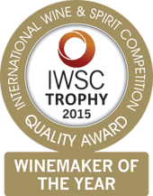 Winemaker Of The Year Trophy 2015