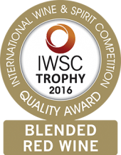 Blended Red Wine Trophy 2016