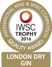 London Dry Gin Trophy 2016